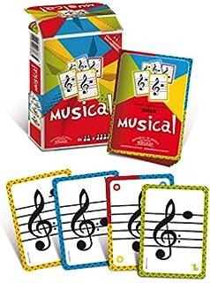 NADAL SAUQUET E. - Baraja Musical (Juego de Cartas Musicales)