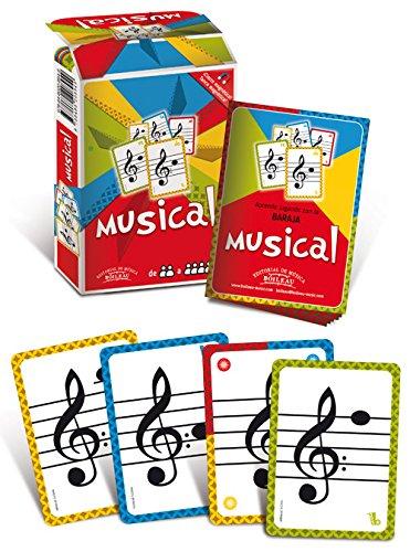 NADAL SAUQUET E. - Baraja Musical (Juego de Cartas Musicales ...