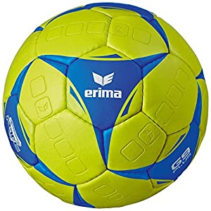 erima Handball G9 Plus, Lime/Blau, 2, 720509