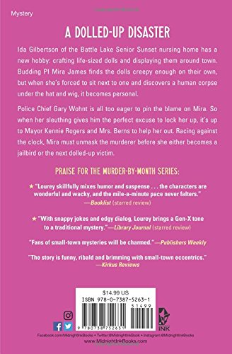 March Of Crime The Murder By Month Mysteries Jess Lourey 9780738752631 Amazon Books