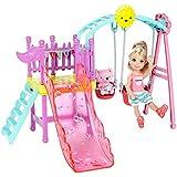 Barbie Club Chelsea Swingset Playset