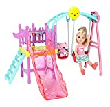 Barbie Club Chelsea Swingset Playset
