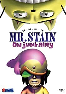 Mr. Stain on Junk Alley [Import]