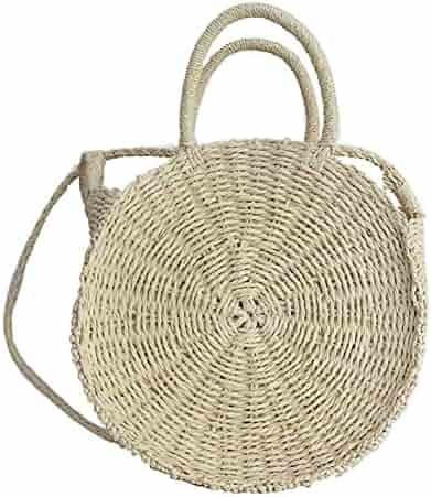 54dd974947ca Shopping Whites - Straw - Top-Handle Bags - Handbags & Wallets ...