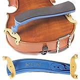Kun Original Mini Blue Shoulder Rest for 1/8 - 1/4 Violin