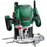 Bosch 060326C800 POF 1400 ACE Fresatrice Verticale, Verde/Argento