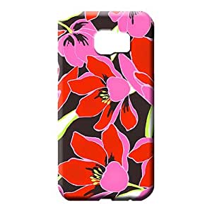 samsung galaxy s6 edge Classic shell Skin High Grade Cases phone skins kate spade famous top?brand logo