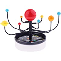 Baosity 3D Solar System Celestial Body Model Kit Kids DIY Science Educational Toy