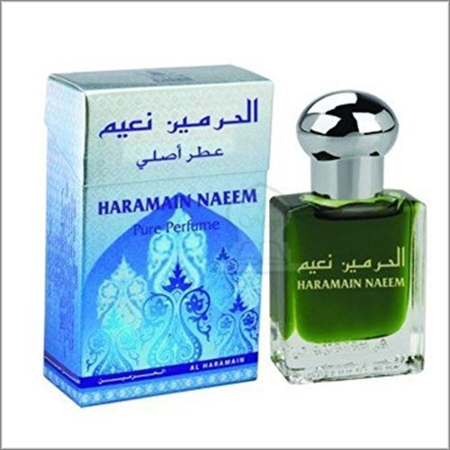 """Naeem"" Unique Arabian Perfume Oil / Attar / Ittr 15 ML Alcohol Free Prime Fragrance Al haramain"