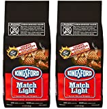 Kingsford Match Light Instant Charcoal Briquettes, 6.2 Pounds (Pack of 2)