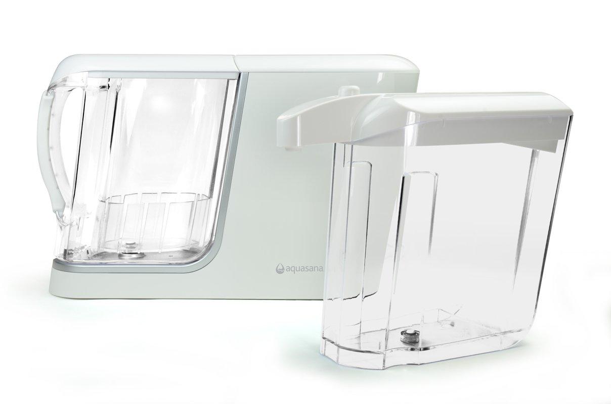 Aquasana aq-pwfs-d-w 16-cupディスペンサーPowered水ろ過システム 16 Cup Dispenser AQ-PWFS-D-B 1 B00LAF75UC 16 Cup Dispenser|ブラック ブラック 16 Cup Dispenser