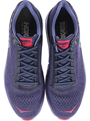 Sintético Azul Running Mujer De Hoka Zapatillas Para 0fzwxB
