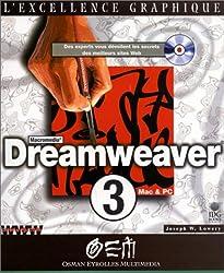 Dreamweaver 3 - Excel graphisme