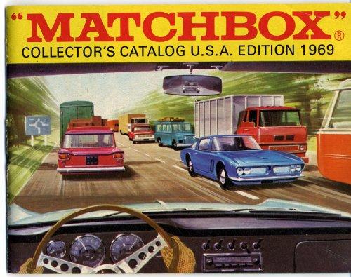 Matchbox Collectors Catalog - Matchbox Collector's Catalog