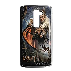 LG G2 Cell Phone Case Black The Hobbit QZT Fashion Cell Phone Cases Hard