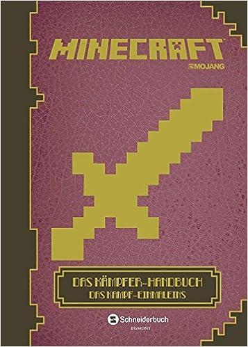 Minecraft, Das Kämpfer-Handbuch: Das Kampf-Einmaleins: Amazon.de ...