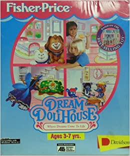Fisher Price Dream Doll House Mpc 9780784904268 Amazon Com Books