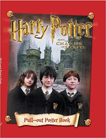 Harry Potter Pull Out Poster Book Rowling J K 9780563532644 Amazon Com Books