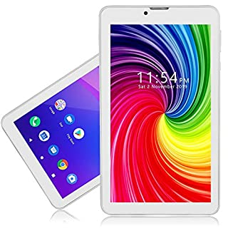Indigi Unlocked Indigi 7-inch Dual-Core 4G LTE GSM Android Pie Smart Cell Phone Google Play Store Supported (Facebook, Twitter, Whatsapp, Skype, Instagram, YouTube, Netflix and More)