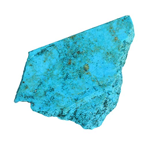 Used, Rare Blue Turquoise Slab Healing Crystal 889.00 Ct for sale  Delivered anywhere in USA