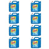 Sun Ultra Liquid Laundry Detergent, Clean & Fresh, 250 oz (8 pack)