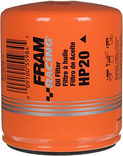 FRAM HP20 High Performance Spin-On Oil Filter ()