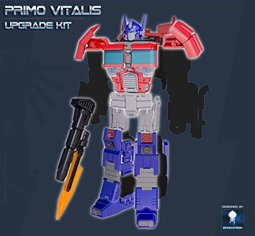 01 Optimus Prime - TF Shigeru Ningyo Do SND-01 Primo Vitalis Upgrade Kit for Optimus Prime