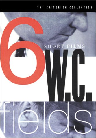 W.C. Fields: 6 Short Films (The Golf Specialist / Pool Sharks / The Pharmacist / The Fatal Glass of Beer / The Barber Shop / The Dentist) (The Criterion Collection)