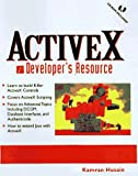 img - for ActiveX Developer's Resource (Bk/CD) book / textbook / text book
