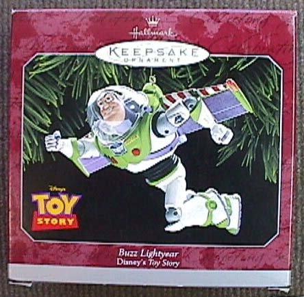 Amazon.com: 1998 Buzz Lightyear Disney's Toy Story Hallmark Keepsake  Ornament: Home & Kitchen - Amazon.com: 1998 Buzz Lightyear Disney's Toy Story Hallmark Keepsake