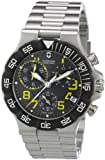 Victorinox Swiss Army Men's 241409 Summit XLT gray and Yellow Dial Watch