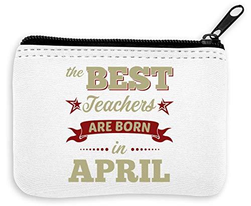 In À April Portefeuille Fermeture The Glissière Are Teachers Born Best wqaxAXI0p