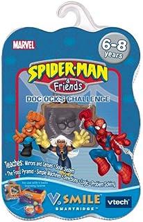 Amazon com: VTech - V Smile - Spiderman and Friends 2 : Doc