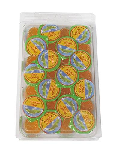 Namiba Terra 70207 Vorteilspack, 28 Stück Jungle Shop Herbivorep, Vitamin-Frucht Jelly für Reptilien, 16 g pro Stück