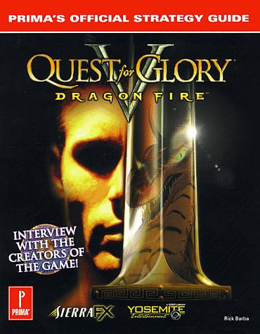 quest for glory strategy guide - 3