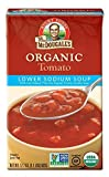 Dr. McDougall's Right Foods Organic Lower Sodium Soup, Tomato, 17.7-Ounce (Pack of 6) by Dr. McDougall's Right Foods