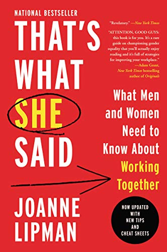 Pdf Social Sciences That's What She Said: What Men and Women Need To Know About Working Together