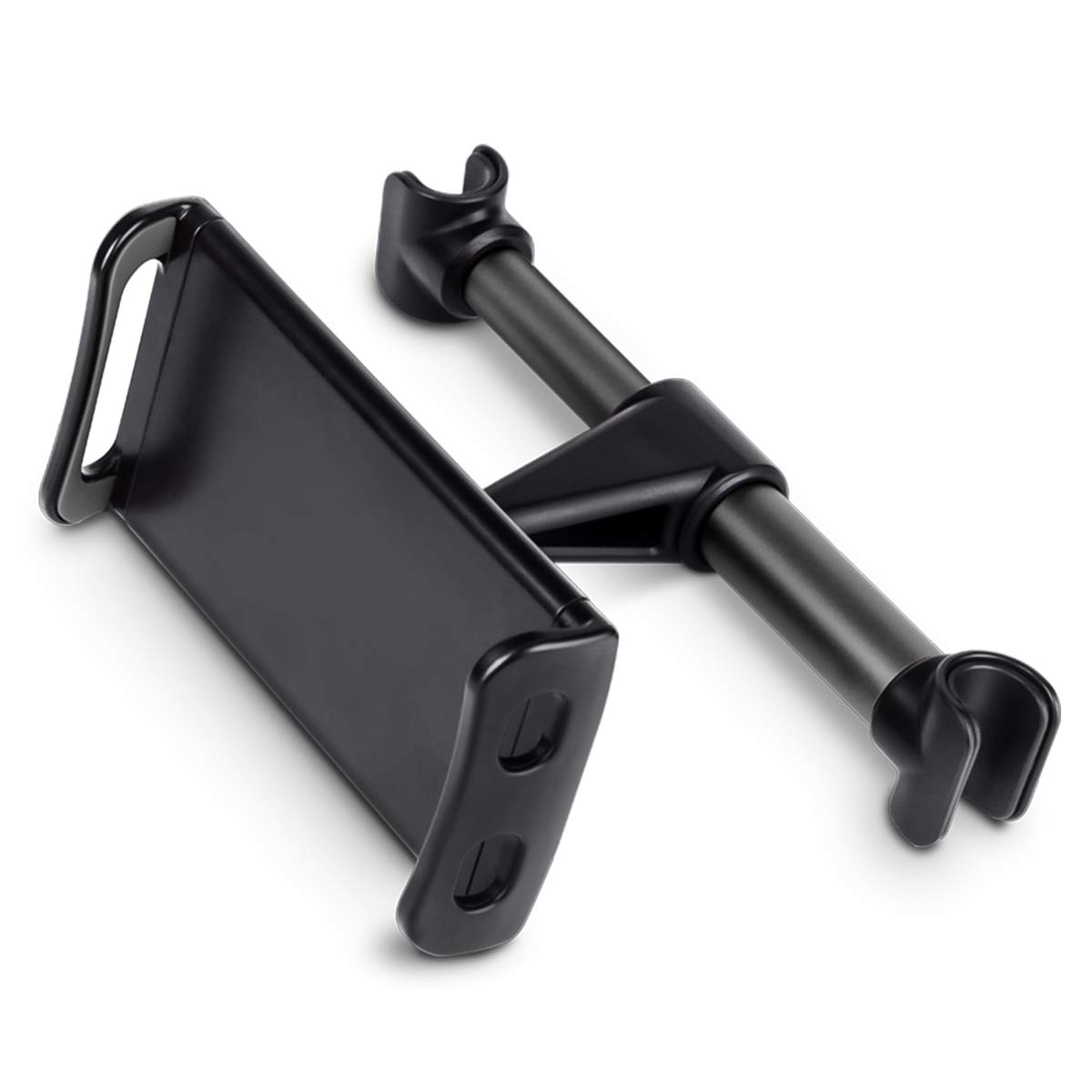 PEYOU Tablet Halterung Auto Kopfstü tze Kompatibel mit iPhone iPad/Samsung Tabs/ Kindle Fire HD, Passend fü r Alle 4-10.5 Zoll Smartphones und Tablets Peyou113-0067-01