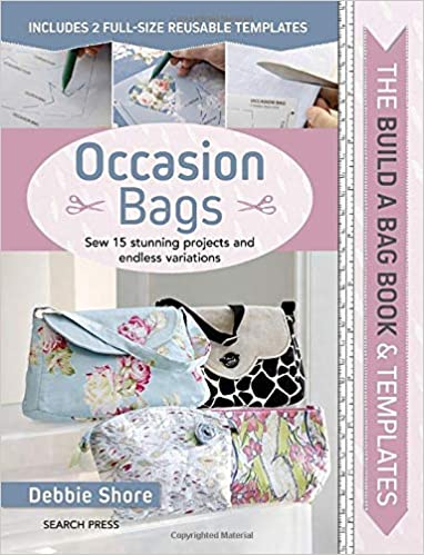 DEBBIE SHORE PATTERN AND STEP BY STEP INSTRUCTION BOOK MAKE YOUR OWN SEWING