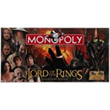 Lord Of The Rings Collectors Edition Monopoly