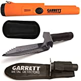 Garrett Propointer AT with Garrett Edge Digger with Carry Sheath