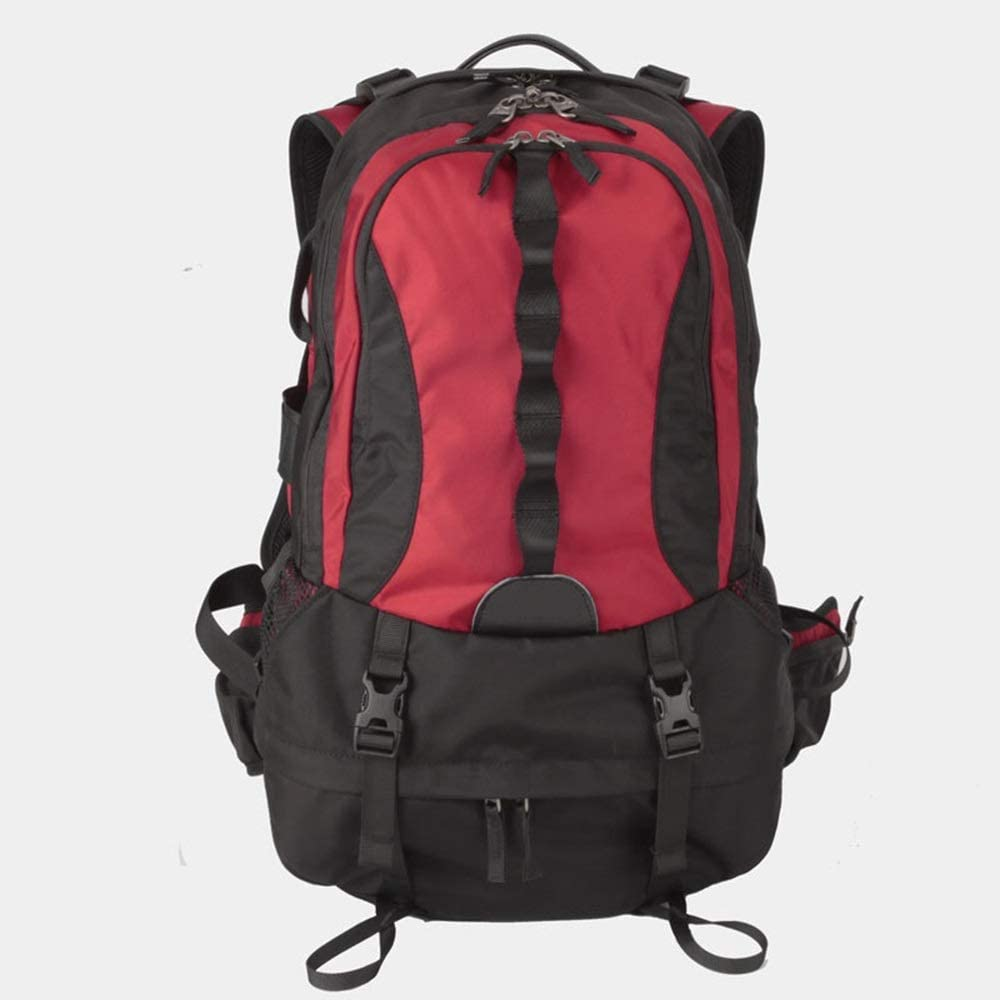 New Professional SLR Camera Bag Waterproof Anti-theft Shock Travel Backpack With Rain Cover For Sony Canon Nikon Camera Backpack Tripod Lens And Accessories Size 27 19 48cm Red Package