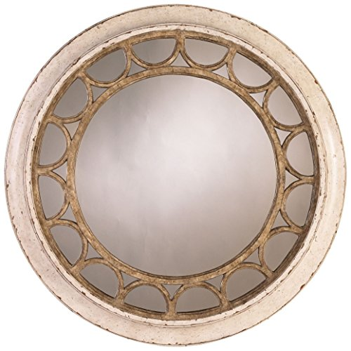 Stanley 186-23-31 Archipelago Moor Island Ring Mirror, Blanquilla (Stanley White Mirror)