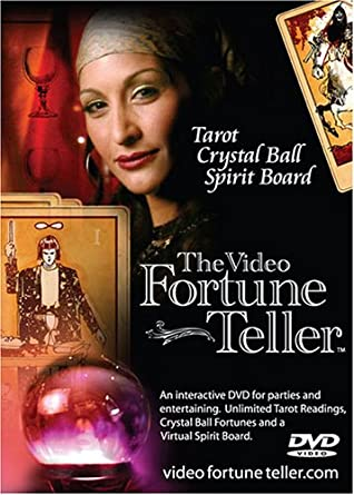 Amazon com: The Video Fortune Teller - Tarot, Crystal Ball