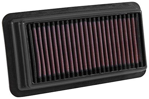 K&N Drop In Air Filter Fit For 2016 - 2017 Honda Civic 1.5L Turbo Sedan Coupe Sedan Replacement Filter