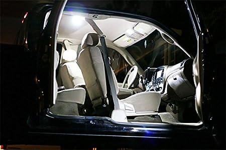 Pack of 10 White 6000K 10x Super Bright T10 921 922 912 LED Bulbs for 12V RV Interior Light Trailer Camper Ceiling Dome Lighting