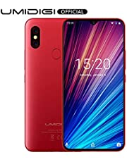"""UMIDIGI F1 Play with 64GB Memory Android 9.0 48MP+8MP+16MP Cameras 5150mAh 6.3"""" FHD+ Global Version Smartphone Dual 4G LTE Cell Phone(Unlocked)"""