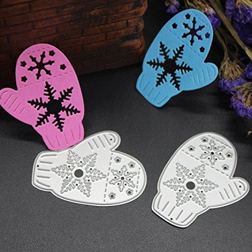 2019 Newest Fabulous Metal Die Cutting Dies Handmade Stencils Template Embossing for Card Scrapbooking Craft Paper Decor by E-Scenery (F)