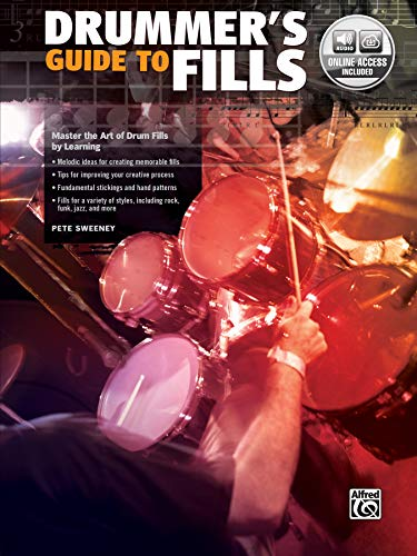 Drummer's Guide to Fills: Master the Art of Drum Fills, Book & Online Audio
