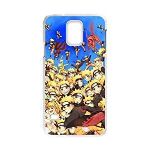 Generic Japan Anime Naruto Custom Plastic Case Cover For Samsung Galaxy S5 (Laser Technology)